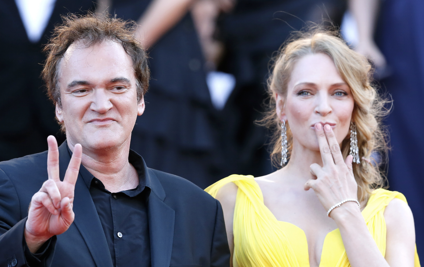 Uma Thurman Reveals If She Would Work with Quentin Tarantino Again