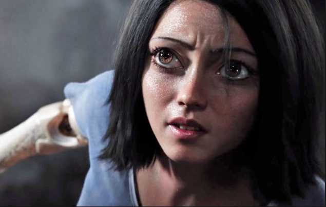 """Alita: Battle Angel"""