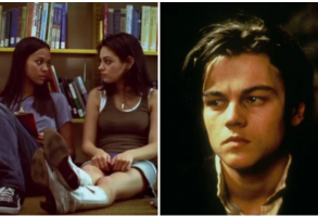 Leonardo DiCaprio Zoe Saldana