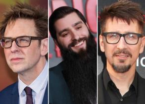 James Gunn, Jordan Vogt-Roberts, Scott Derrickson