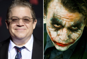 "Patton Oswalt and ""The Dark Knight"""