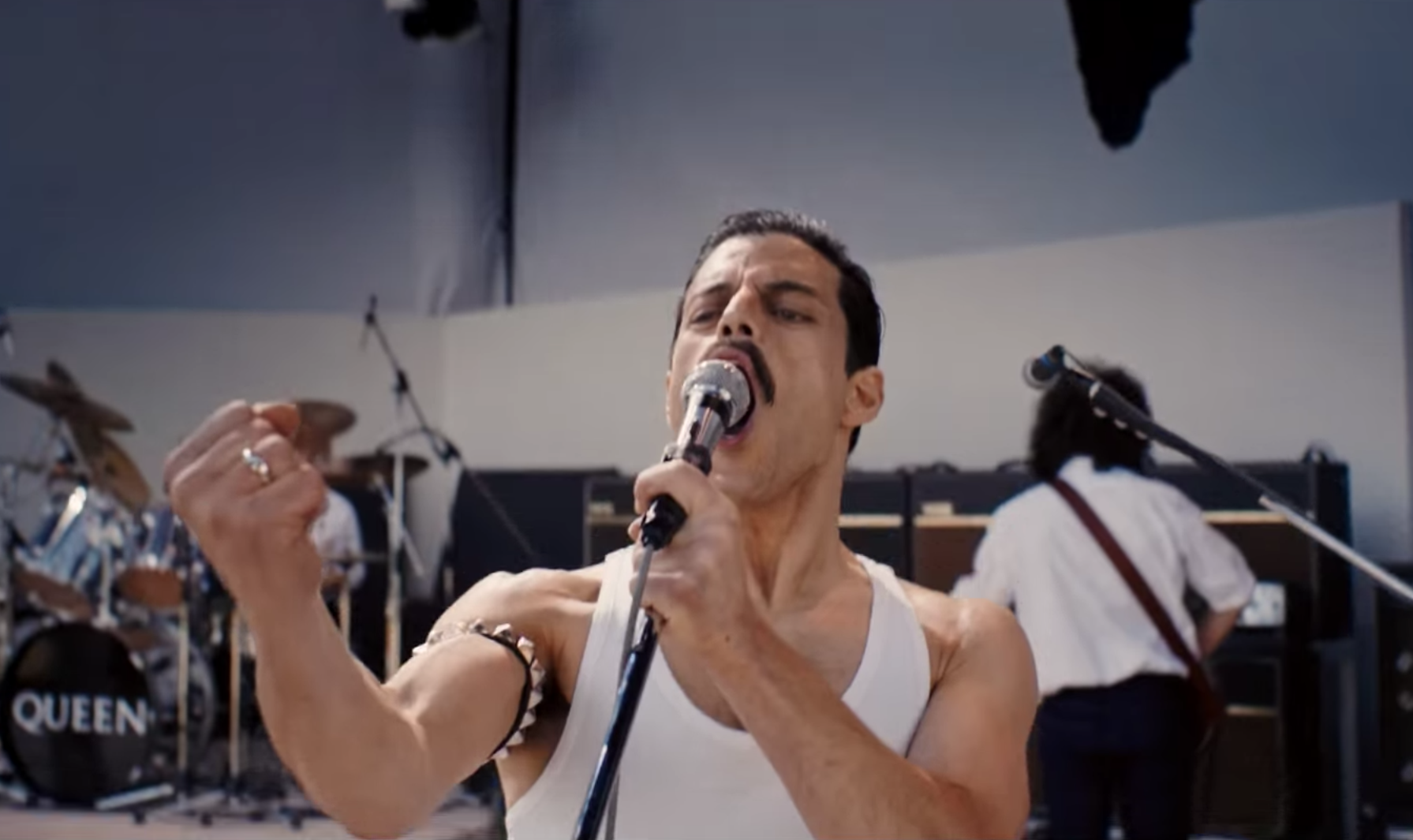 Check Out the First Teaser for BOHEMIAN RHAPSODY Starring Rami Malek