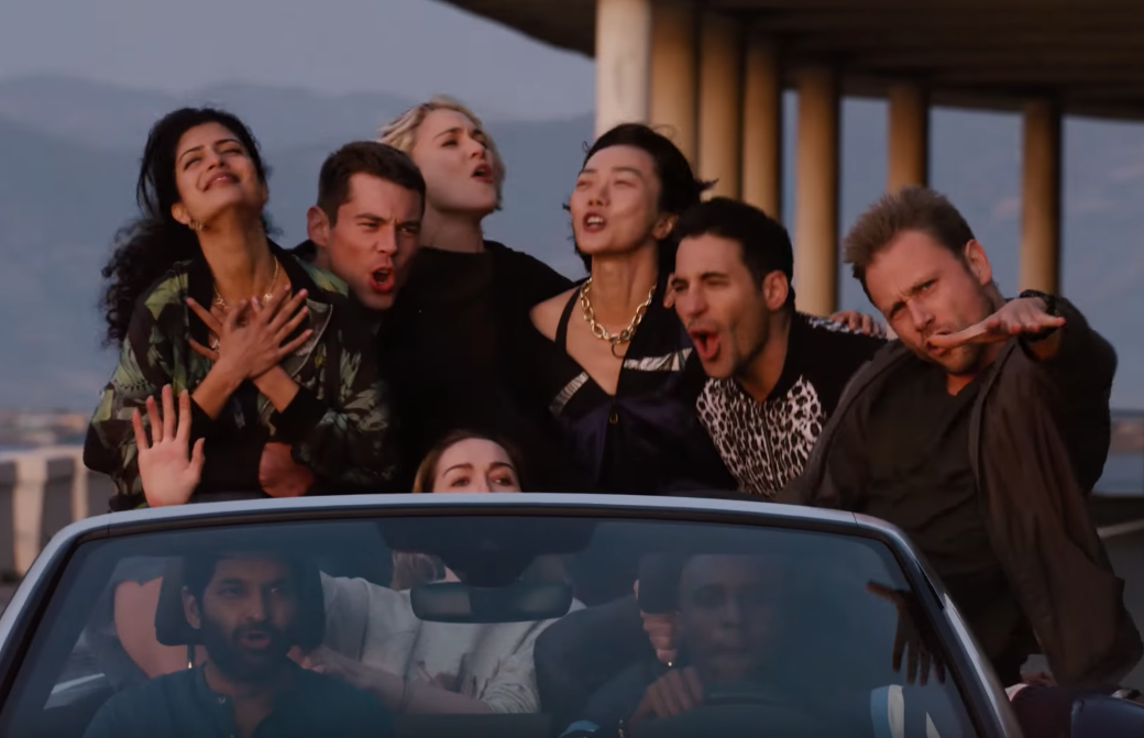 Sense8 final episode trailer teases emotional reunion - and one last fight