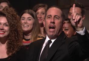 Jerry Seinfeld SNL