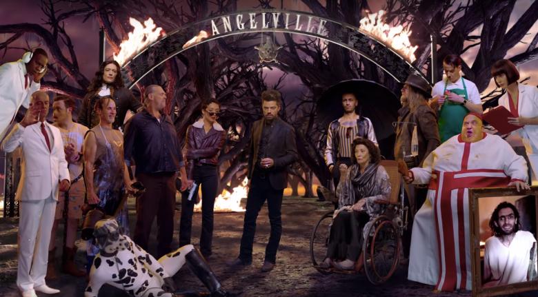 Preacher season 3 Angelville