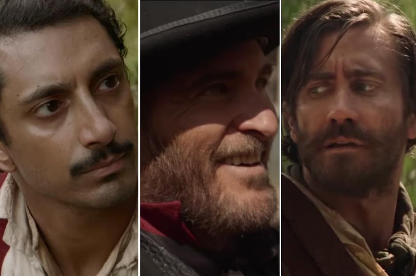 'The Sisters Brothers' First Trailer: Joaquin Phoenix and Jake Gyllenhaal Plan a 19th Century Assassination