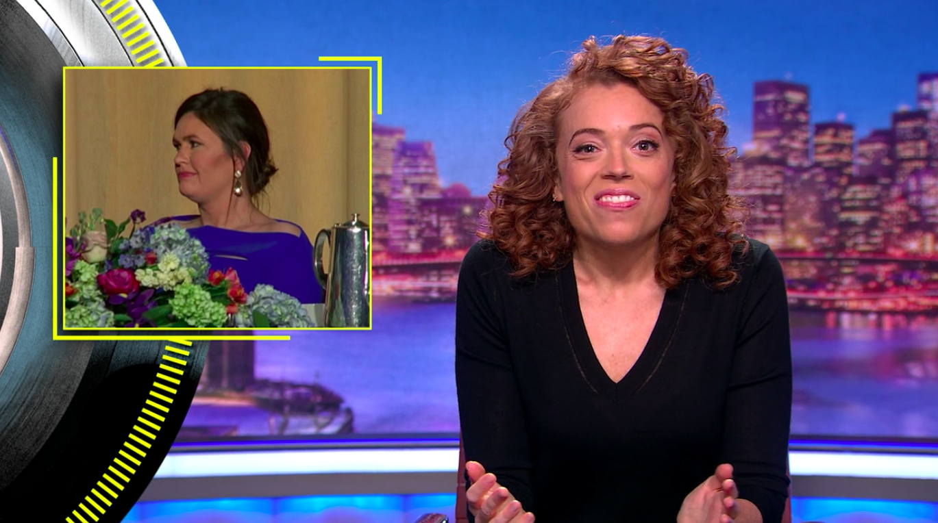Michelle Wolf Hits Sarah Huckabee Sanders Again, Slamming Her 'Ugly Personality&#039