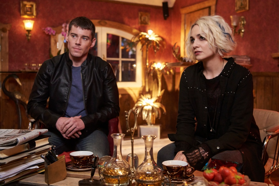 Brian J. Smith, Tuppence Middleton