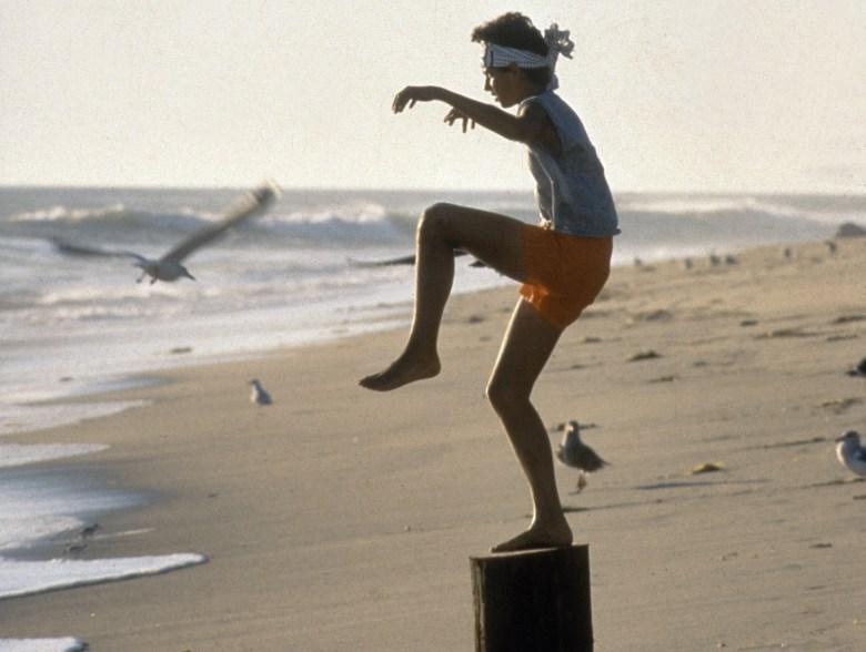 """The Karate Kid"""