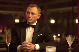 'Bond 25' Official Photo Shows Injured Daniel Craig Preparing to Return to Spy Thriller
