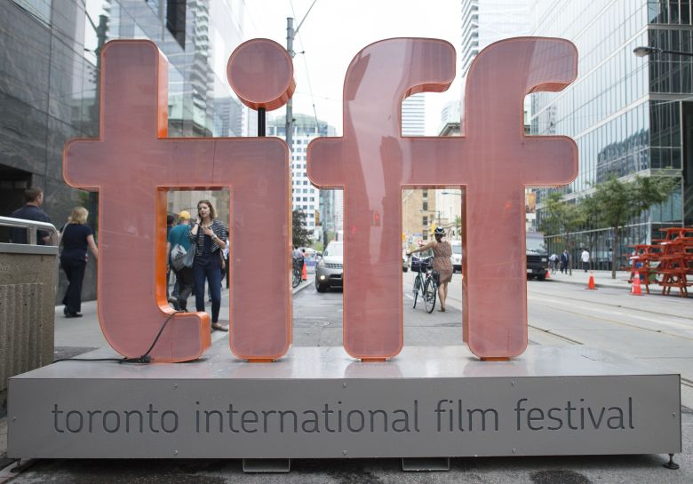 AtmosphereTIFF Preparations, Toronto International Film Festival, Canada - 08 Sep 2016