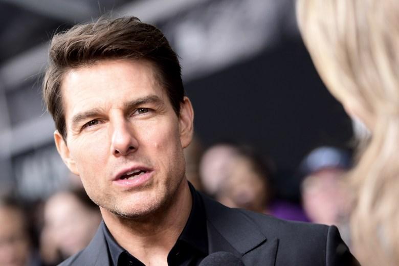 Tom Cruise'The Mummy' film premiere, New York, USA - 06 Jun 2017