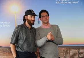 Joshua Safdie, Ben Safdie'Good Time' photocall, 43rd Deauville American Film Festival, France - 02 Sep 2017