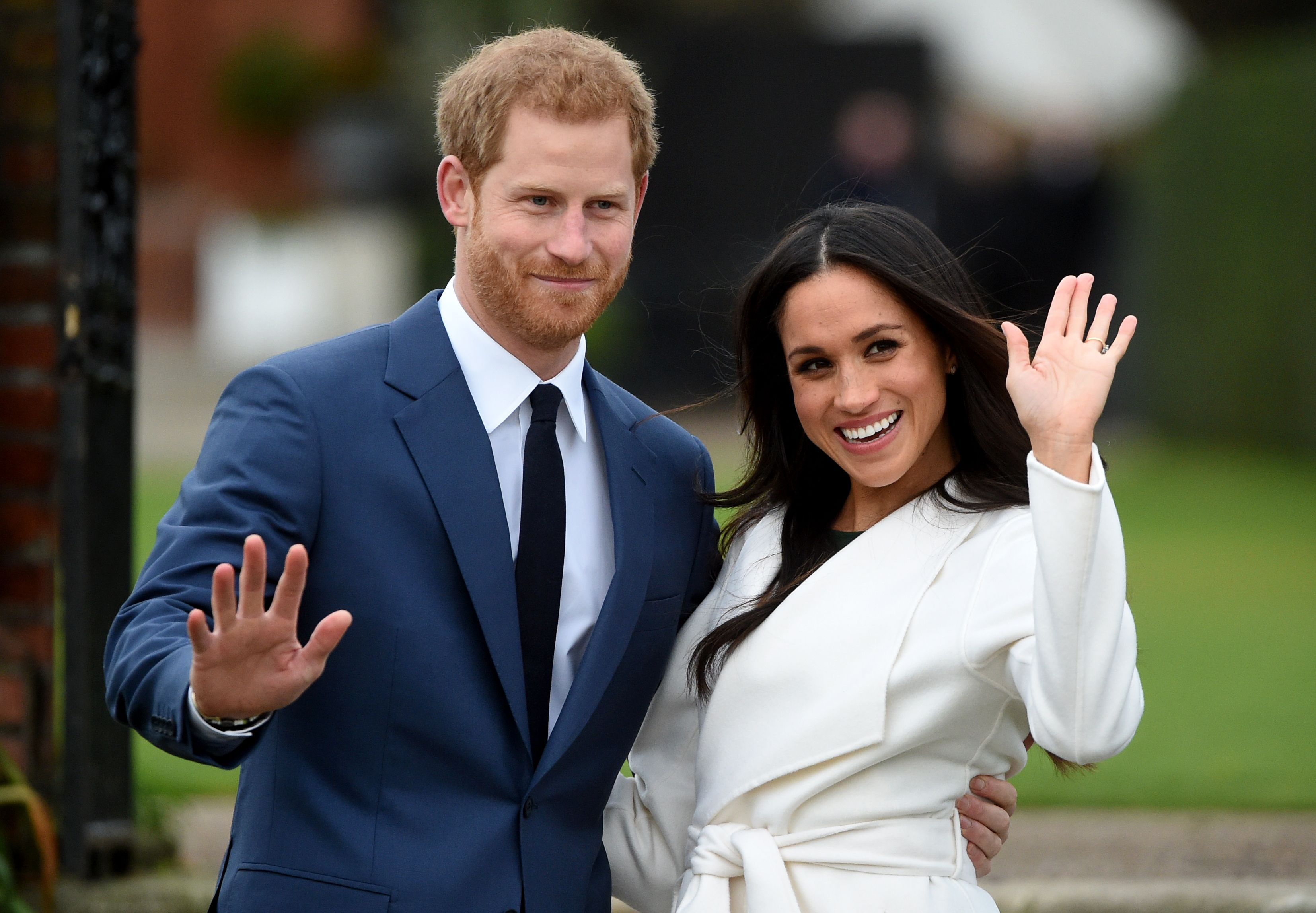 Coverage Of Royal Wedding.Royal Wedding All The Harry And Meghan Movies Specials