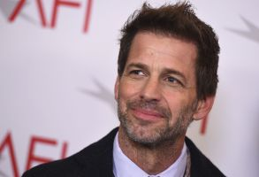 Zack Snyder arrives at the 2018 AFI Awards at the Four Seasons on in Los Angeles2018 AFI Awards, Los Angeles, USA - 05 Jan 2018