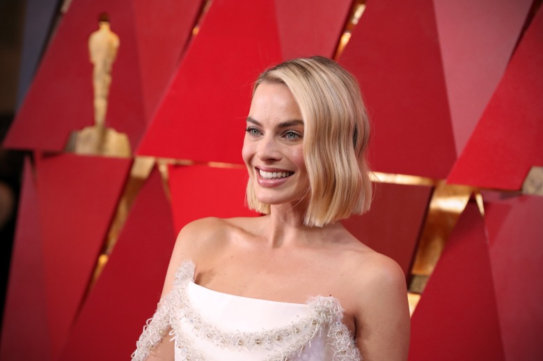 Margot Robbie90th Annual Academy Awards, Arrivals, Los Angeles, USA - 04 Mar 2018