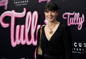"Writer Diablo Cody arrives at the Los Angeles premiere of ""Tully"" at Regal Cinemas L.A. Live onLA Premiere of ""Tully"", Los Angeles, USA - 18 Apr 2018"