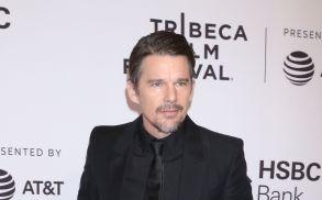 Ethan Hawke 'Stockholm' film premiere, Tribeca Film Festival, New York, USA - 19 Apr 2018