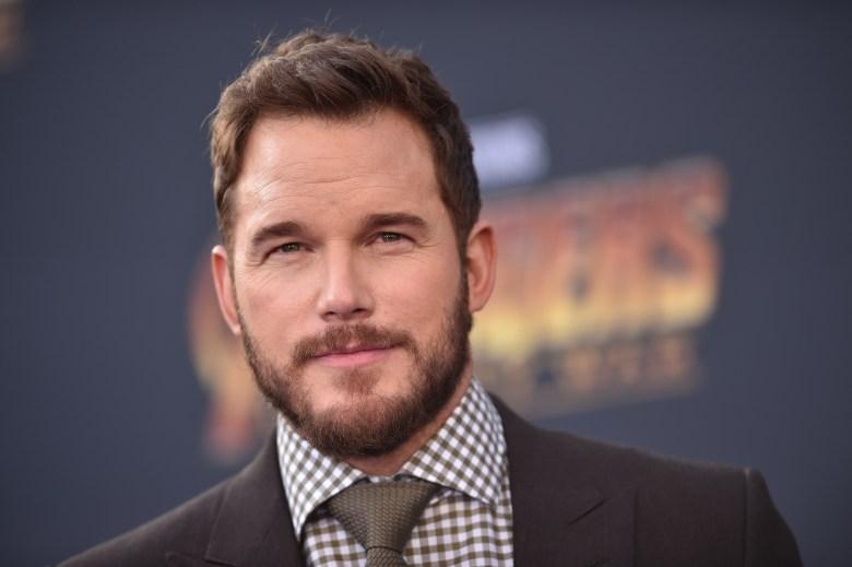 Chris Pratt'Avengers: Infinity War' film premiere, Arrivals, Los Angeles, USA - 23 Apr 2018