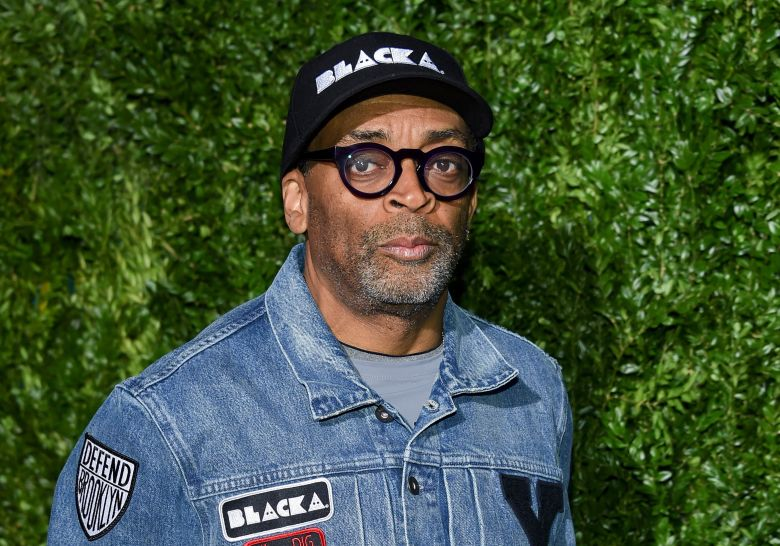 Spike Lee2018 Chanel Tribeca Film Festival Artists Dinner, New York, USA - 23 Apr 2018