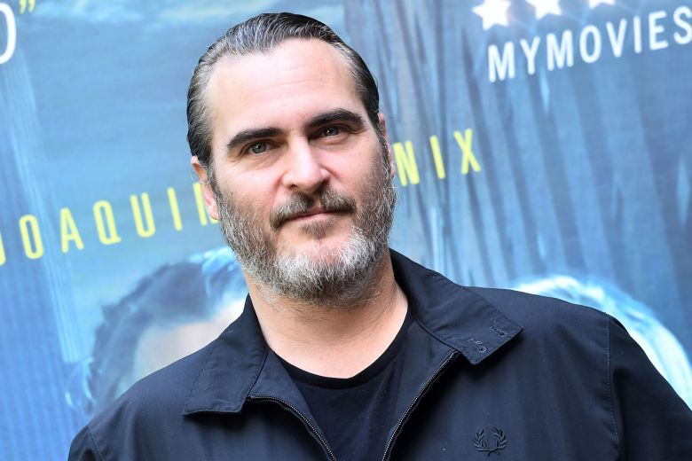 Joaquin Phoenix'A Beautiful Day' film photocall, Rome, Italy - 27 Apr 2018