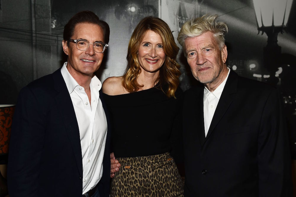Kyle MacLachlin, Laura Dern and David Lynch'Twin Peaks' TV show FYC event, Inside, Los Angeles, USA - 02 May 2018 - 02 May 2018