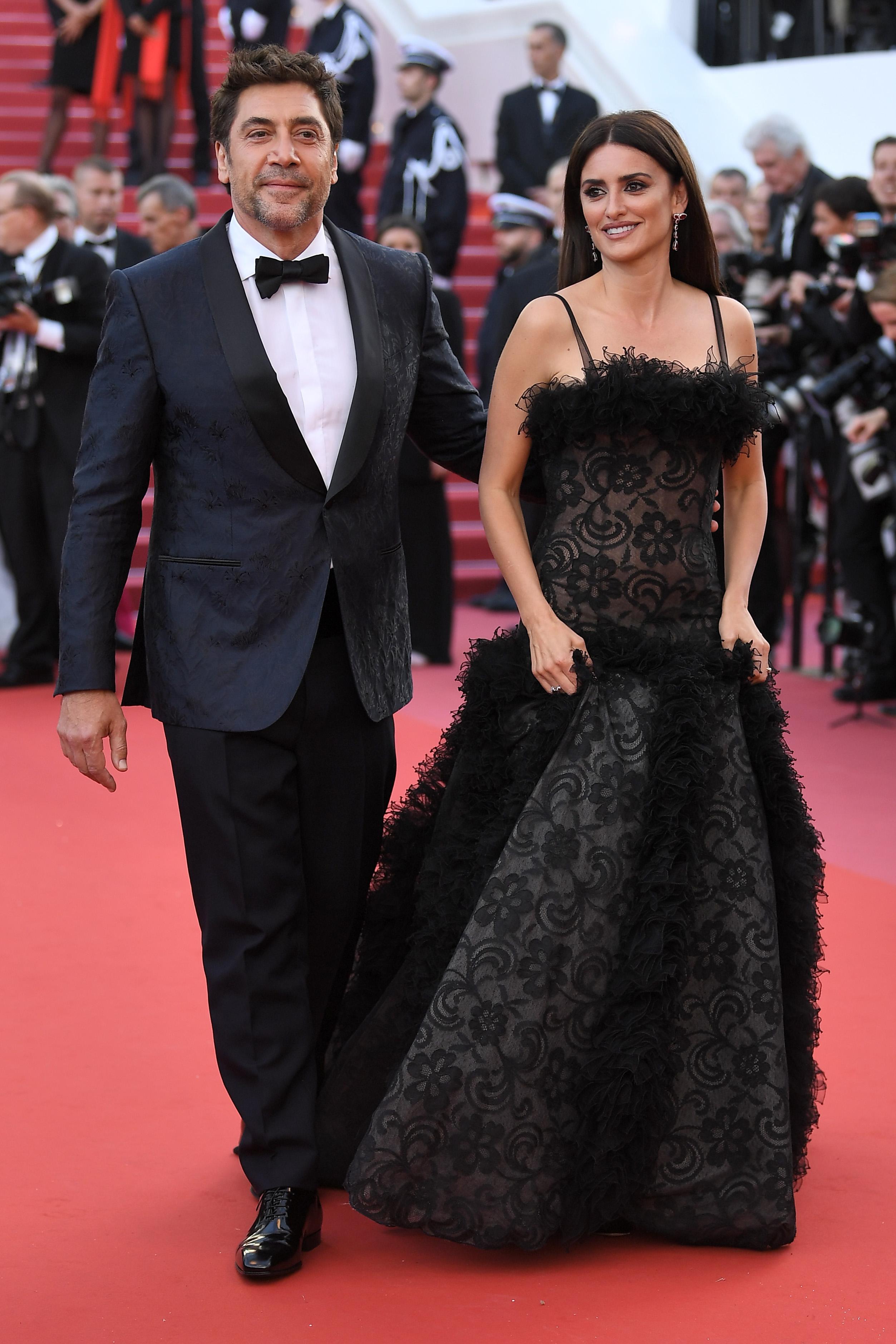 Javier Bardem and Penelope Cruz'Everybody Knows' premiere and opening ceremony, 71st Cannes Film Festival, France - 08 May 2018