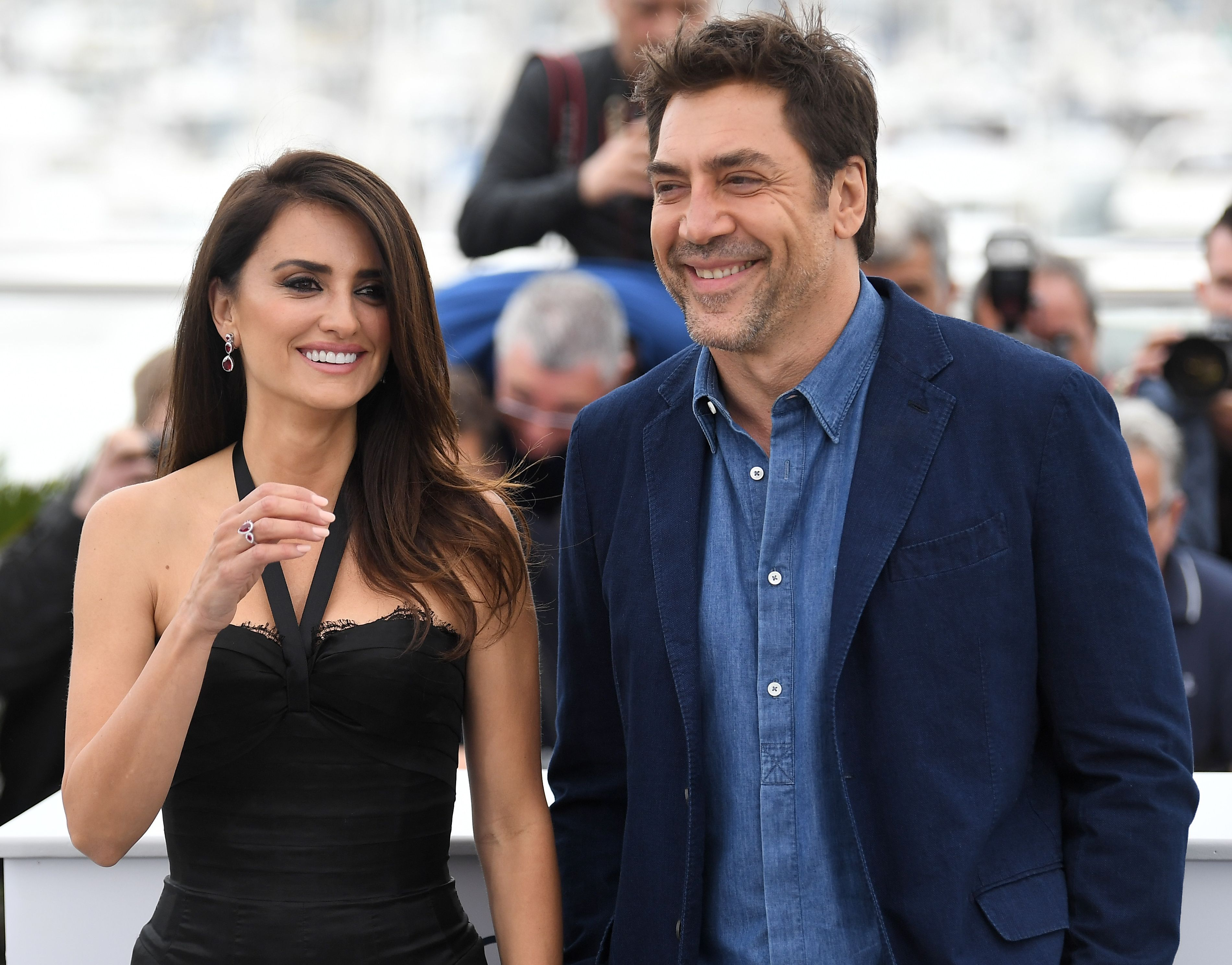 Penelope Cruz and Javier Bardem'Everybody Knows' photocall, 71st Cannes Film Festival, France - 09 May 2018