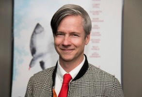 """John Cameron Mitchell attends a screening of Sony Pictures Classics' """"The Seagull"""" at the Elinor Bunin Munroe Film Center, in New YorkNY Special Screening of """"The Seagull"""", New York, USA - 10 May 2018"""
