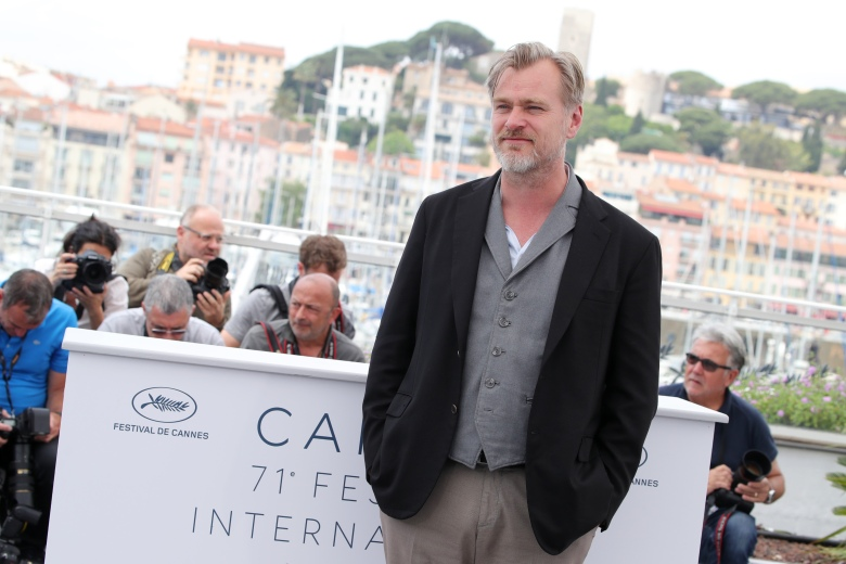 Christopher NolanChristopher Nolan photocall, 71st Cannes Film Festival, France - 12 May 2018