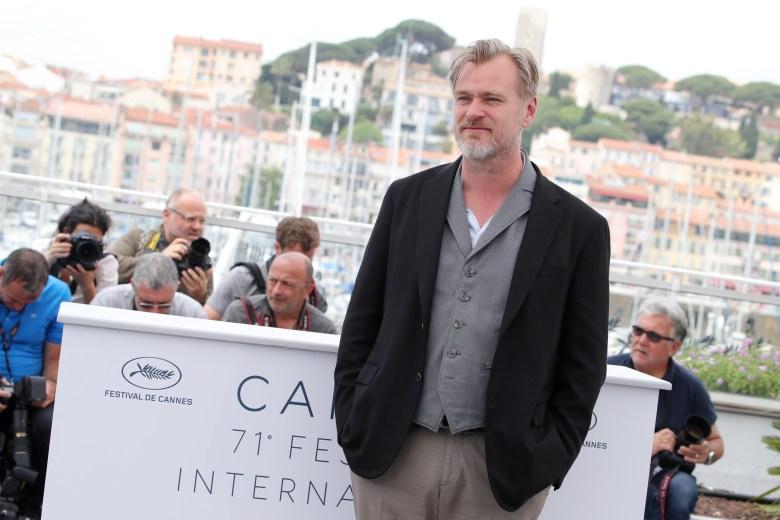 Christopher Nolan la discussion animée par Philippe Rouyer Cannes2018 #RadioMercureInsideCannes