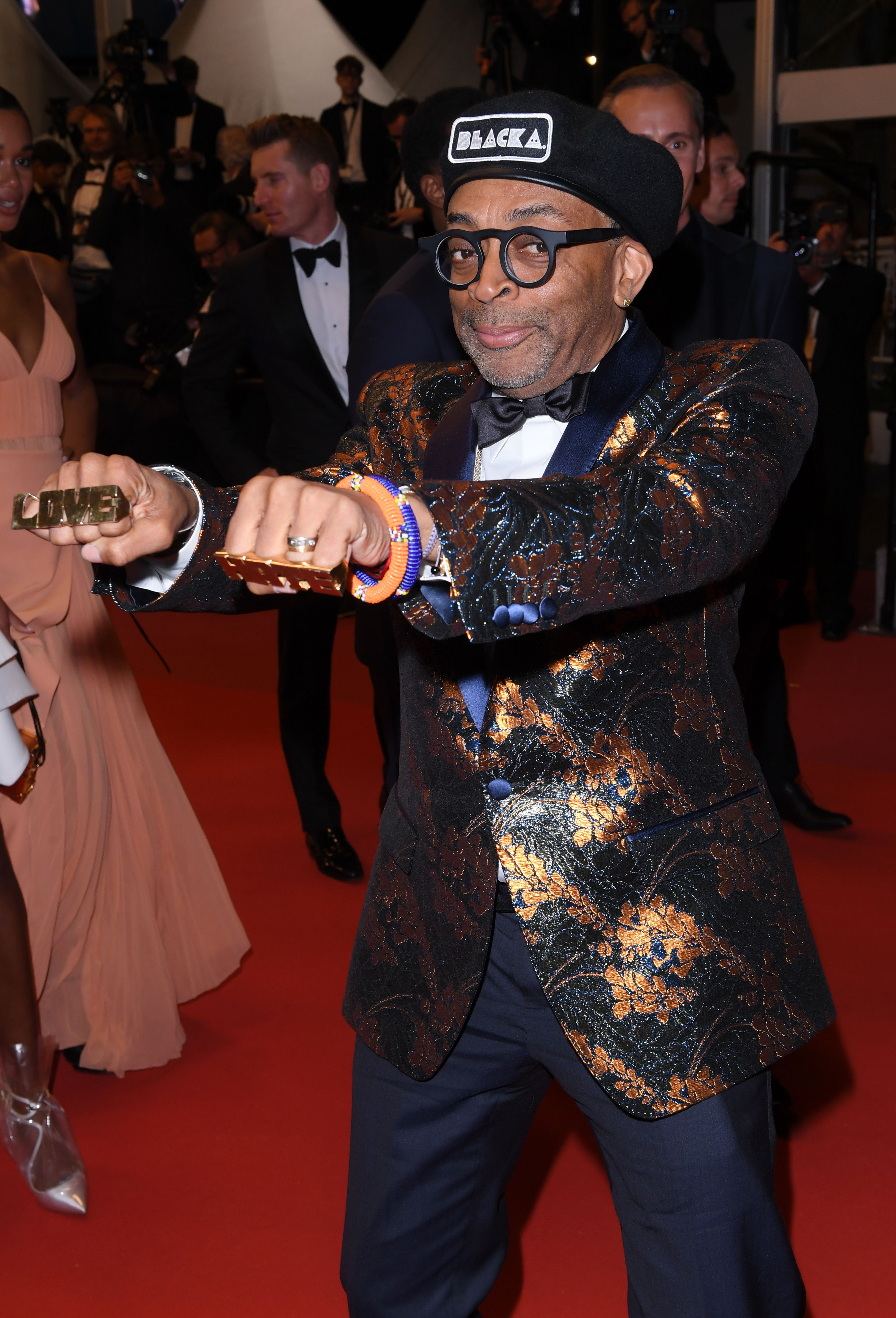Spike Lee'BlacKkKlansman' premiere, 71st Cannes Film Festival, France - 14 May 2018