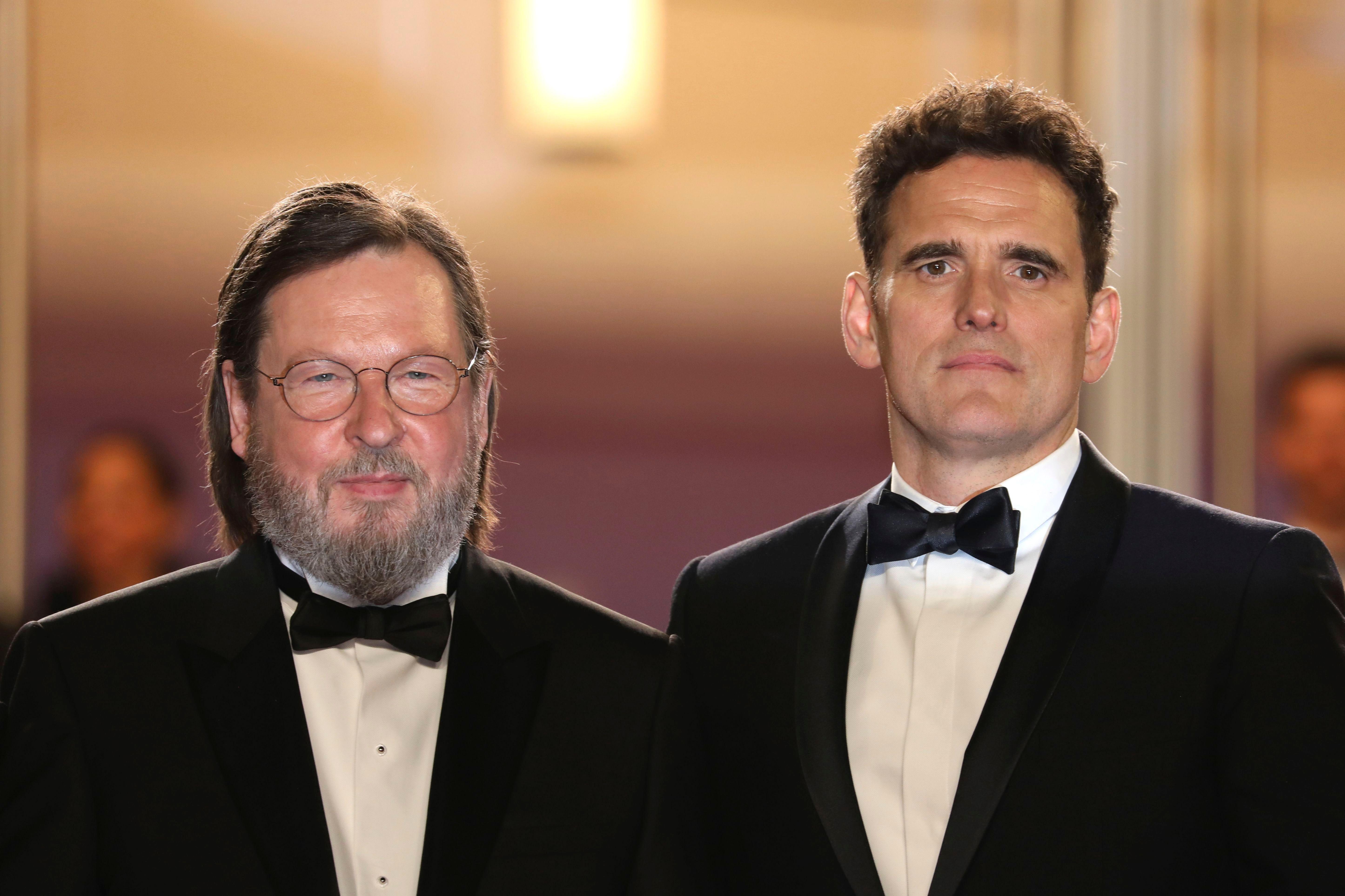 Cannes 2018: Festival awaits return of 'persona non grata' Lars von Trier