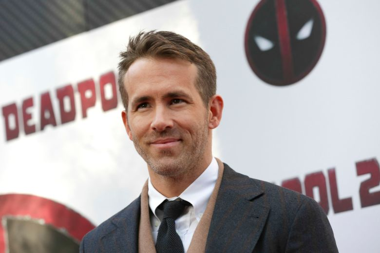 """Actor Ryan Reynolds attends a special screening of """"Deadpool 2"""" at AMC Loews Lincoln Square, in New YorkNY Special Screening of """"Deadpool 2"""", New York, USA - 14 May 2018"""