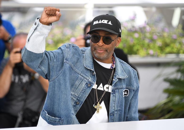 Spike Lee'BlacKkKlansman' photocall, 71st Cannes Film Festival, France - 15 May 2018