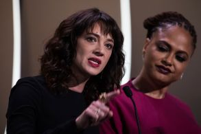 Asia Argento Ava DuVernay Cannes