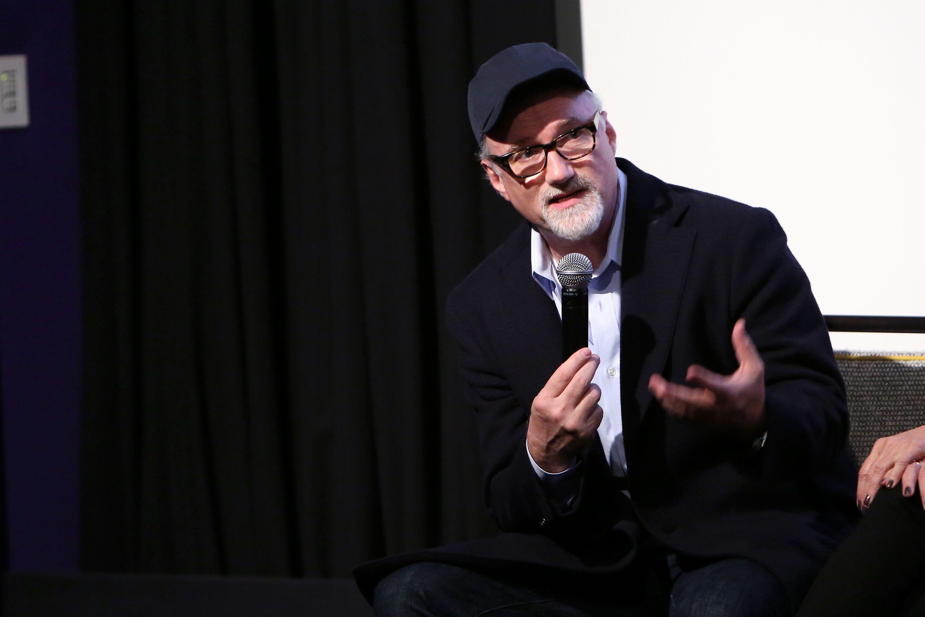 """David FincherNetflix Original Series """"Mindhunter"""" ATAS Official Screening and Panel at The Crosby Street, New York, USA - 19 May 2018"""