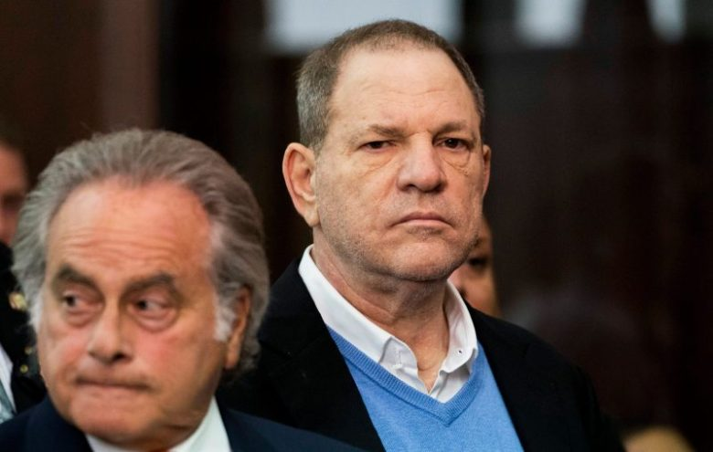 Harvey Weinstein and Benjamin BrafmanHarvey Weinstein arrested in New York, USA - 25 May 2018Harvey Weinstein (R) stands with his attorney Benjamin Brafman (R) during his arraignment in a criminal courtroom where he was formally charged with multiple counts of sexual assault in New York, New York, USA, 25 May 2018. Weinstein is with facing three felony charges - first-degree rape, third-degree rape, and one out of a criminal sexual act in the first degree.