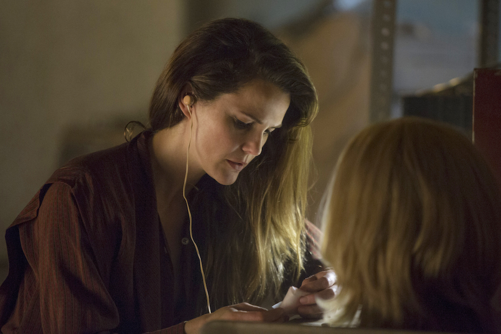 "THE AMERICANS -- ""The Summit"" -- Season 6, Episode 8 (Airs Wednesday, May 16, 10:00 pm/ep) -- Pictured: Keri Russell as Elizabeth Jennings. CR: Eric Liebowitz/FX"