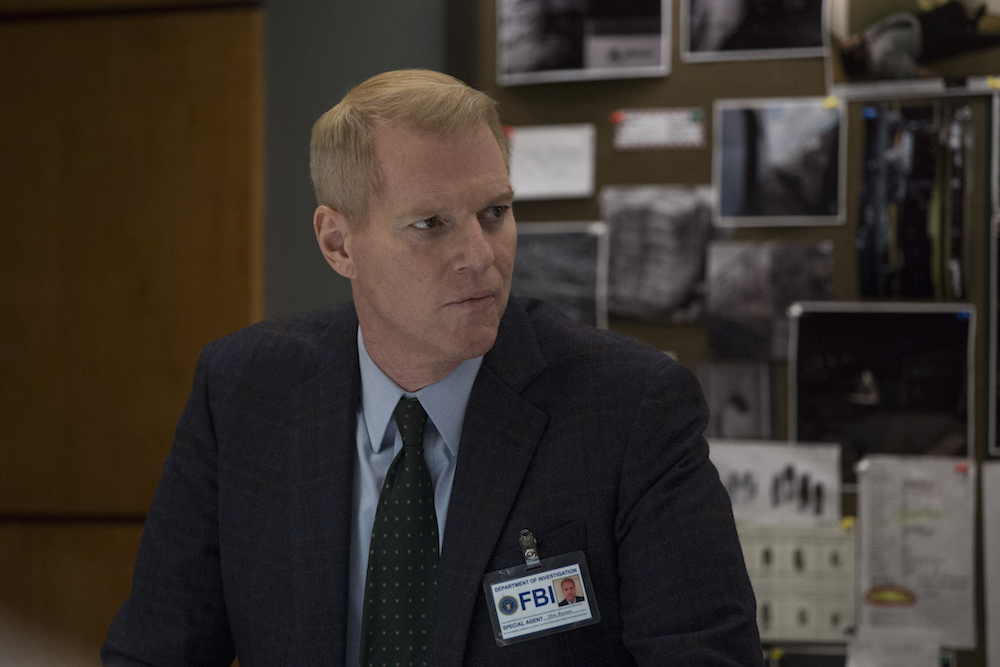 "THE AMERICANS -- ""The Summit"" -- Season 6, Episode 8 (Airs Wednesday, May 16, 10:00 pm/ep) -- Pictured: Noah Emmerich as Stan Beeman. CR: Eric Liebowitz/FX"