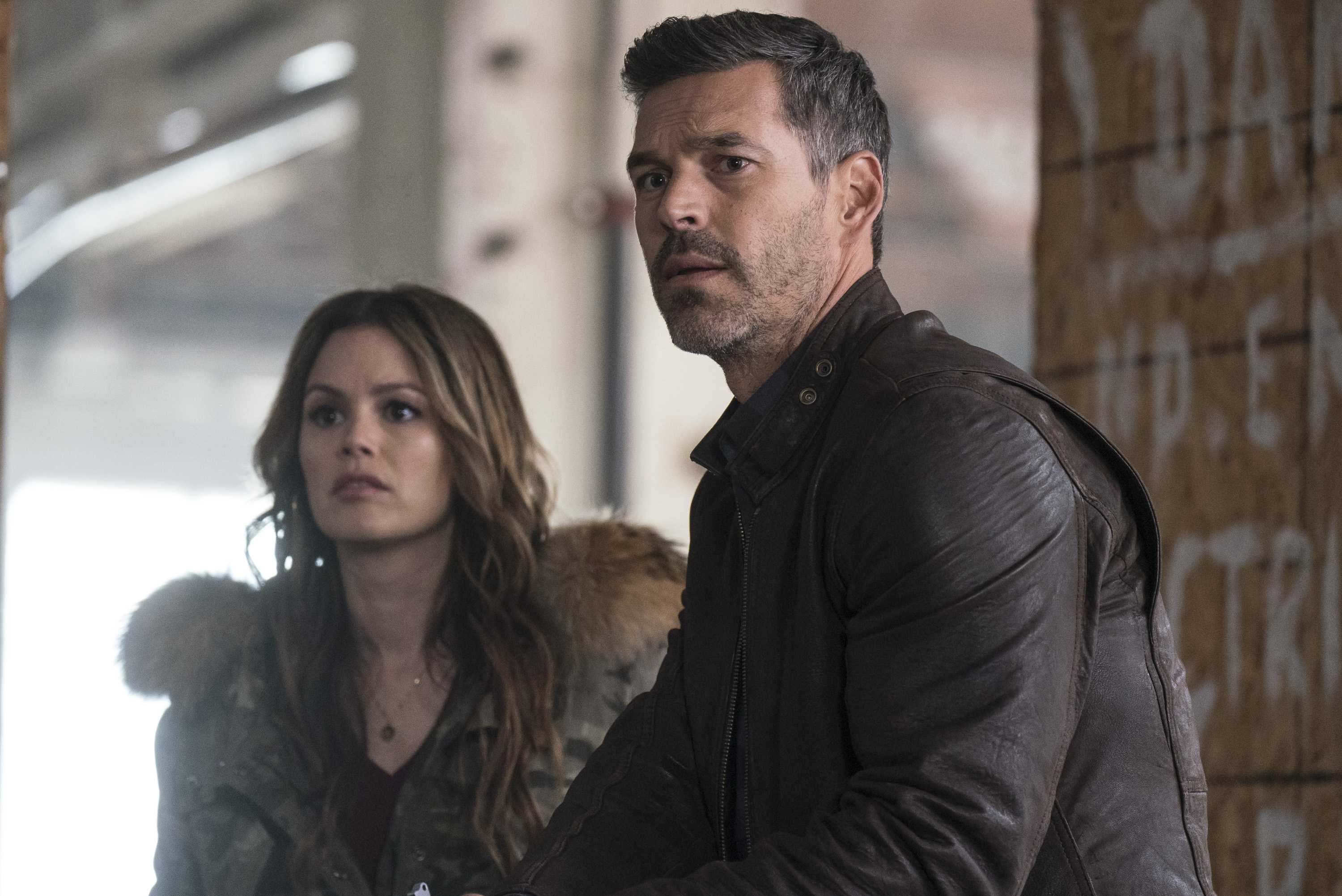 "TAKE TWO - ""Episode 101"" - ABC's ""Take Two,"" the network's newest procedural crime series starring Rachel Bilson (""Hart of Dixie,"" ""Nashville"") and Eddie Cibrian (""CSI: Miami,"" ""Rosewood""), is set to premiere THURSDAY, JUNE 21, at 10 p.m. EDT, on The ABC Television Network. (ABC/David Bukach)RACHEL BILSON, EDDIE CIBRIAN"