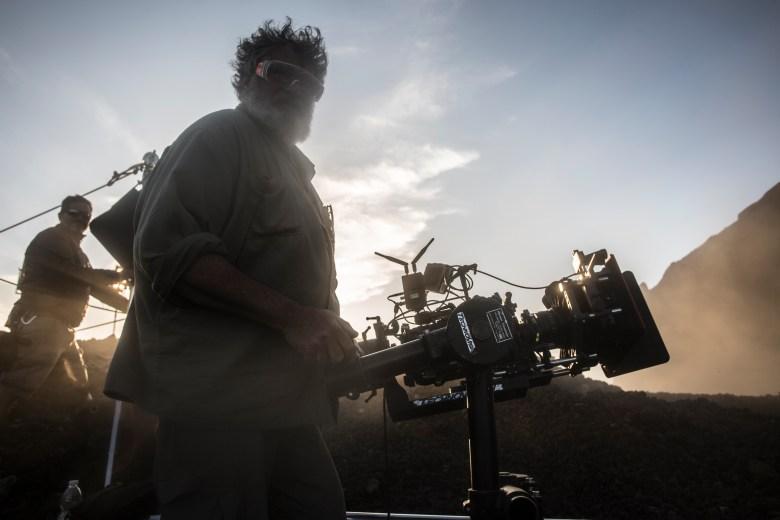 The Man Who Killed Don Quixote Cinematographer Nicola Pecorini