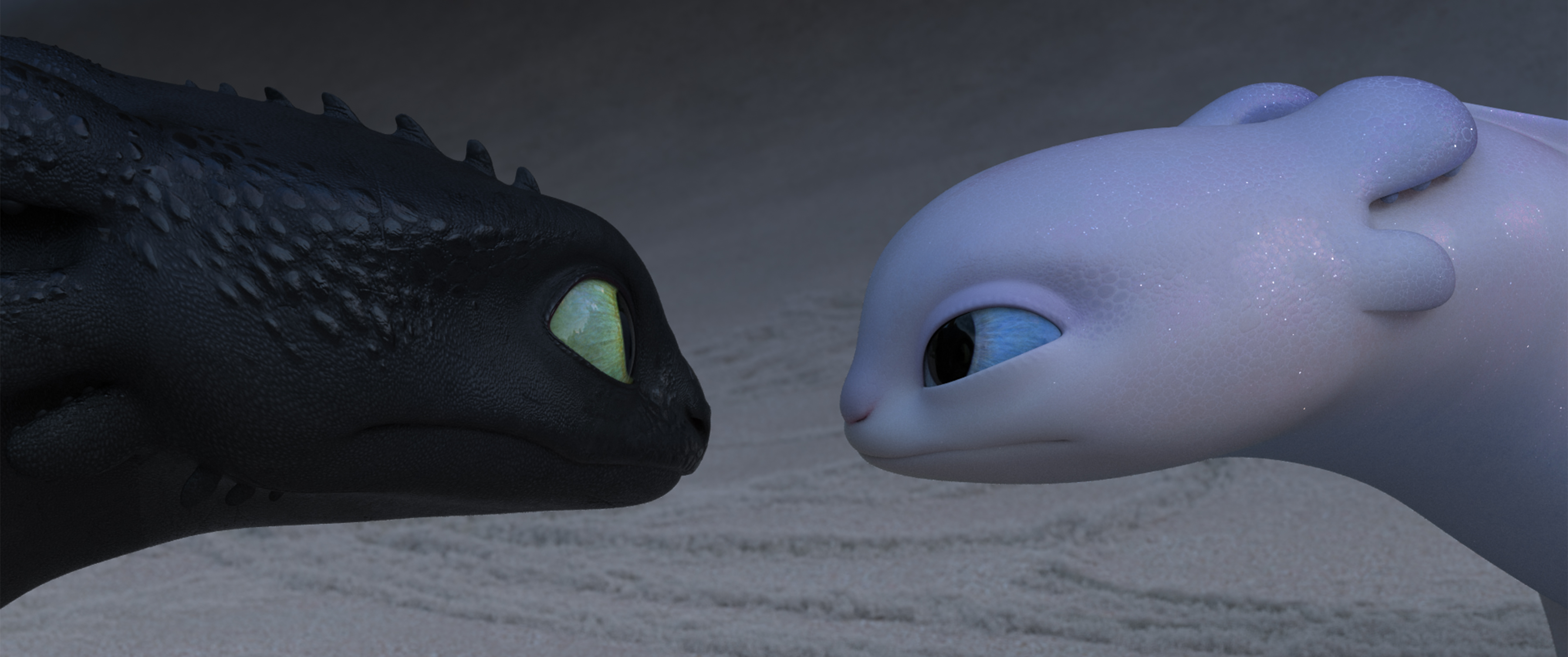 Brand New in Box Hidden World HICCUP /& LIGHTFURY How To Train Your Dragon