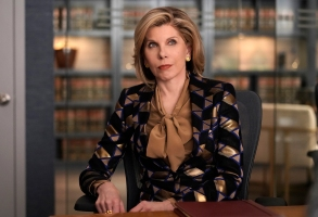 "Christine Baranski, ""The Good Fight"""