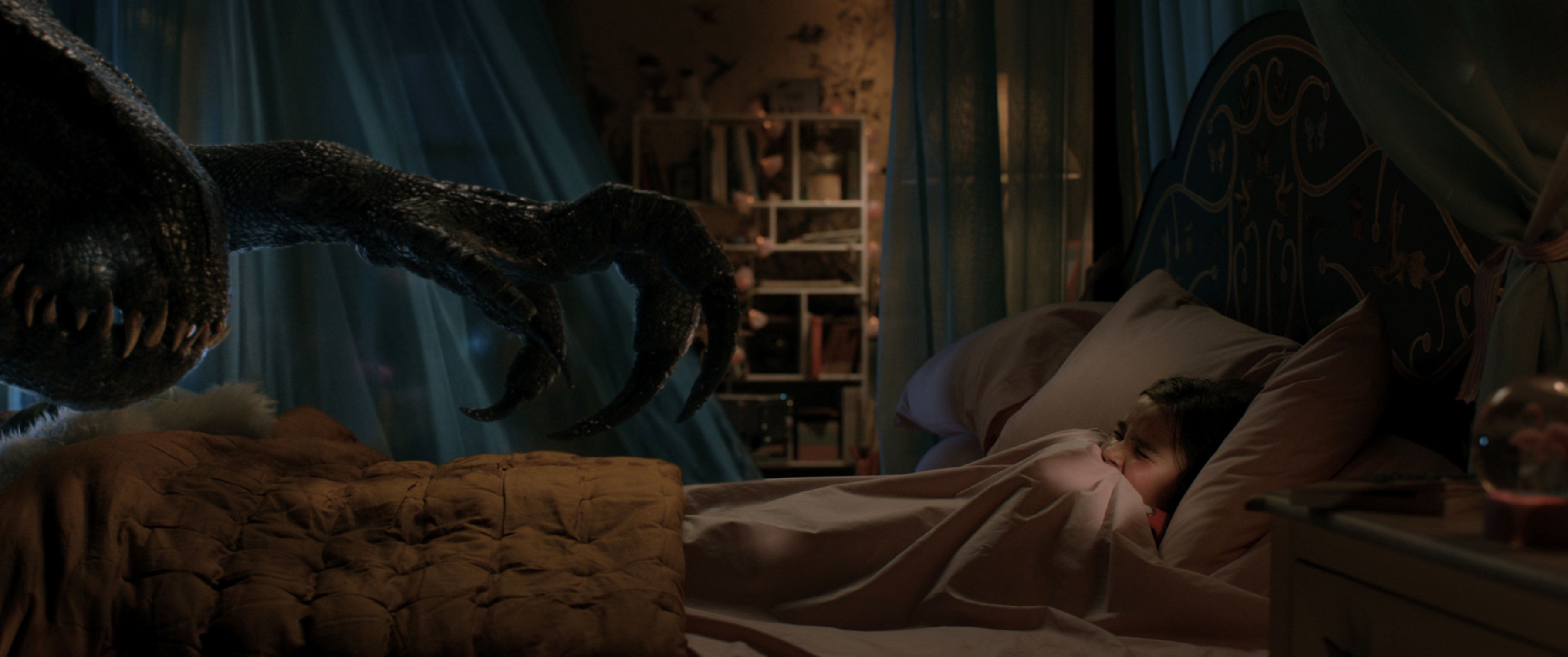 Jurassic World: Fallen Kingdom': How VFX Channeled Classic
