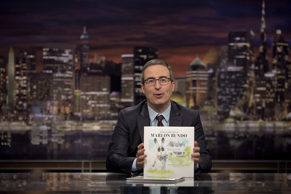 Last Week Tonight with John Oliver Season 5