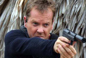 No Merchandising. Editorial Use Only. No Book Cover Usage.Mandatory Credit: Photo by Fox-TV/Kobal/REX/Shutterstock (5885413ag)Kiefer Sutherland24 Twenty Four - 2002Fox-TVUSATelevision24 Heures Chrono