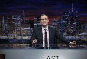 Last Week Tonight with John Oliver Season 5 HBO