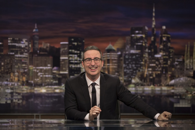 Last Week Tonight with John Oliver Season 5 HBO