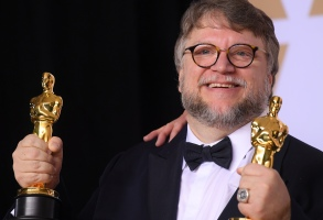 Guillermo Del Toro - Director - 'The Shape Of Water' and Best Picture - 'The Shape Of Water'90th Annual Academy Awards, Press Room, Los Angeles, USA - 04 Mar 2018